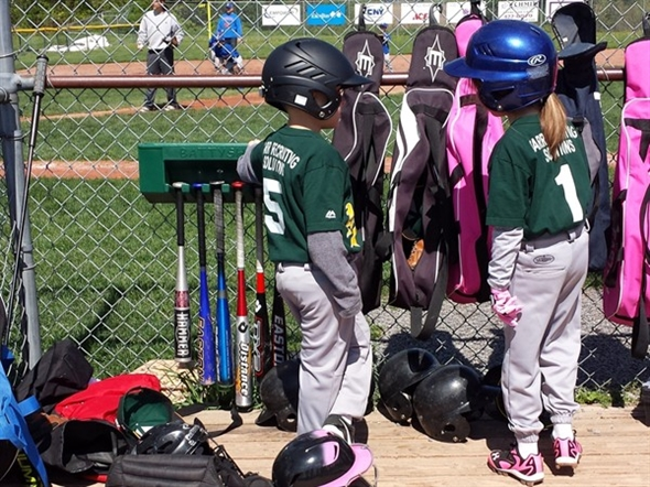 Little League is fun for everyone. Making friends on and off the field