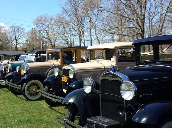 Classic Car Show at Lake Ronkonkoma