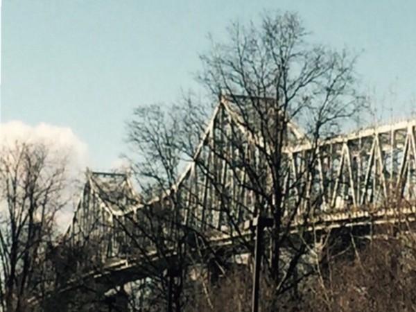 Outerbridge Crossing Bridge