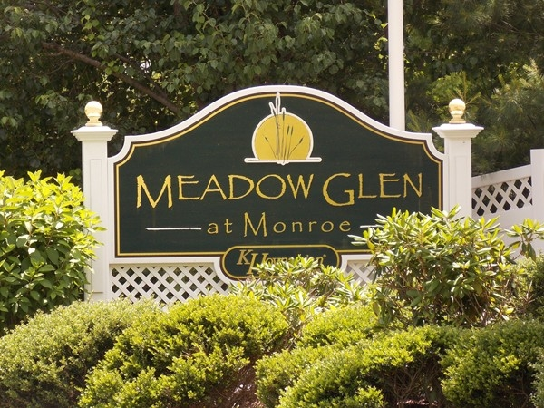 Welcome to Meadow Glen at Monroe: Built by K Hovnanian Homes