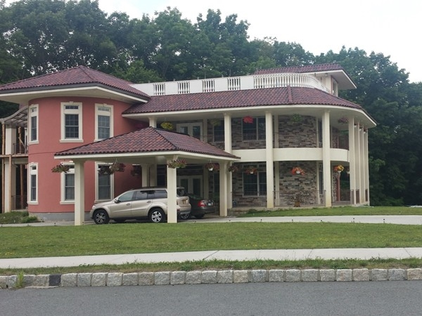 One of the fine homes in Orchard Hill Estates in Monroe.