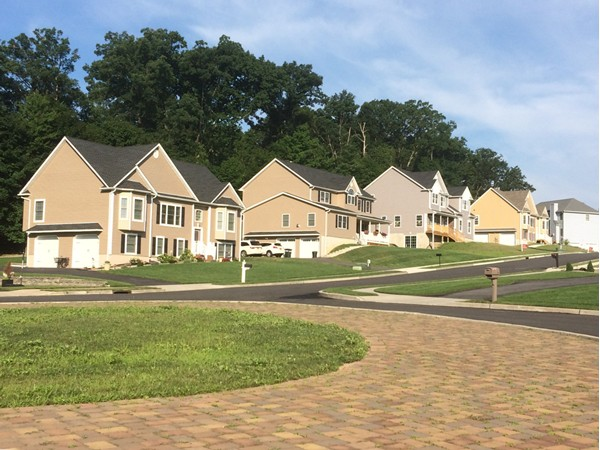 New construction in the Village of Monroe- Village Gate