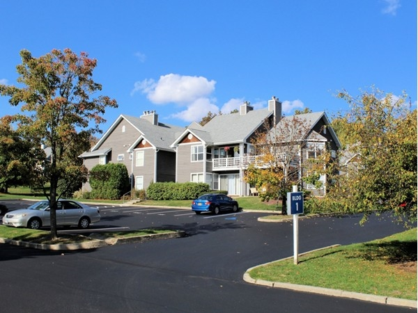 Typical condos in Cromwell Hill Commons