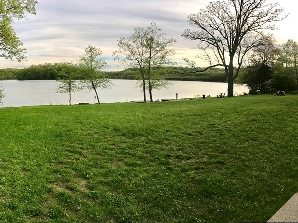 Round Lake in Monroe is a great place to fish, swim, or take out a paddle boat