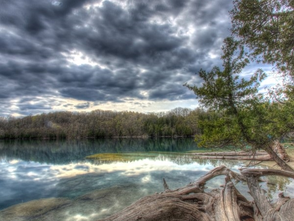 Green Lakes State Park is a beautiful area to enjoy a wide variety of outdoor activities