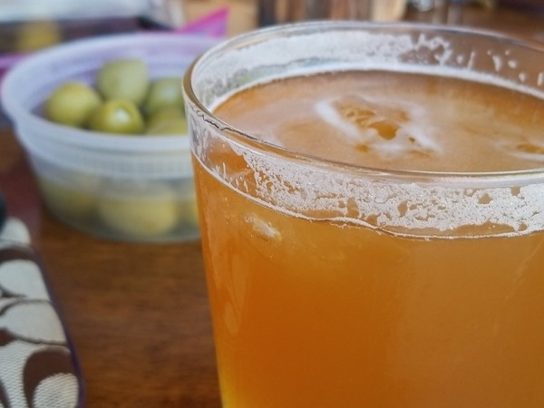 """Enjoy one of the many specialty drinks at Westtown Brewworks!  Creamsicle is a great """"beer tail"""""""