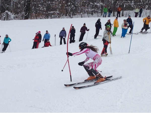 Toggenburg Mountain Junior Race Team. Ski racing in CNY is awesome fun