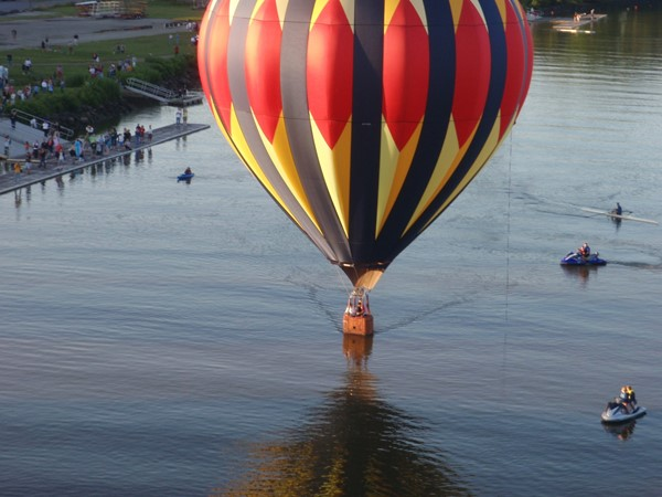 Hudson Valley Hot Air Balloon Festival