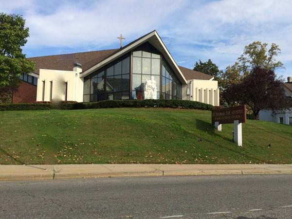 St. Thomas the Apostle Church. Prince's Bay/Pleasant Plains