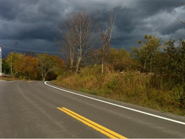 Beautiful fall day in Baldwinsville