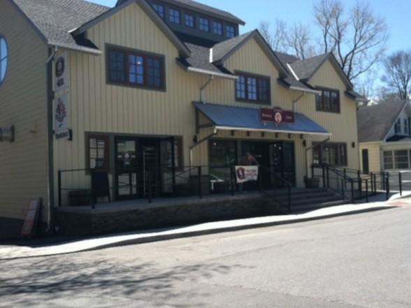 Milton storefronts