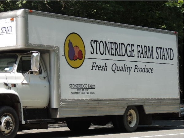 Fresh produce daily!