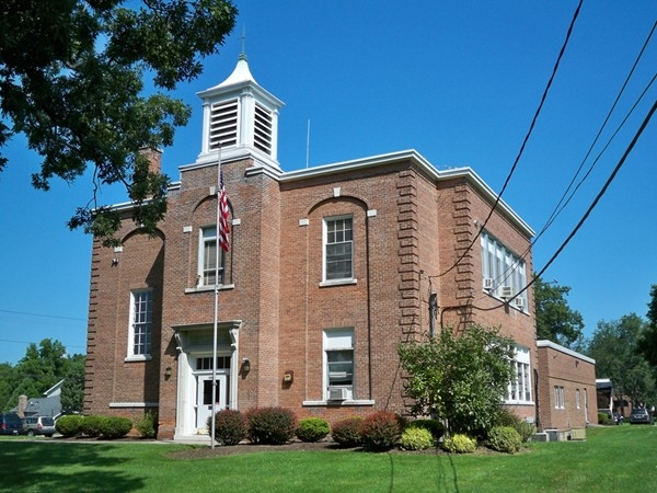 Penfield Central School Administration Building