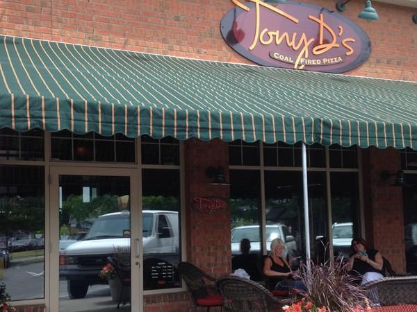 Tony D's Restaurant in Corn Hill Landing