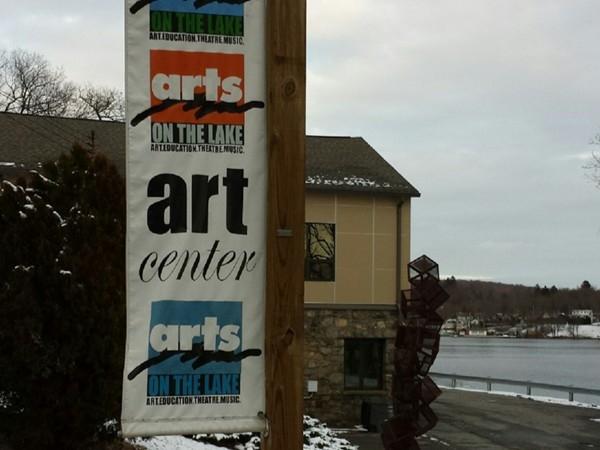 Arts on the Lake on Route 52, Lake Carmel