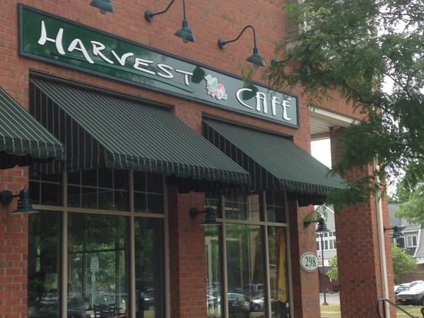 Harvest Cafe Rochester Ny
