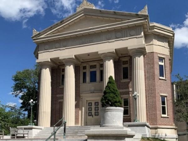 John Jermain Memorial Library