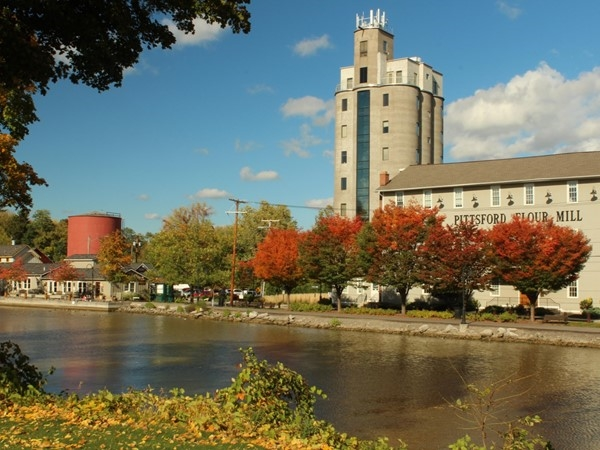 Pittsford has so many beautiful areas to enjoy nature along the Erie Canal