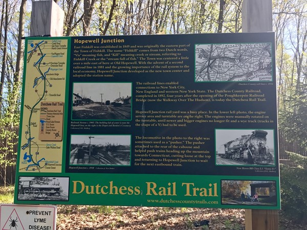 Dutchess Rail Trail - Hopewell Junction, N.Y.