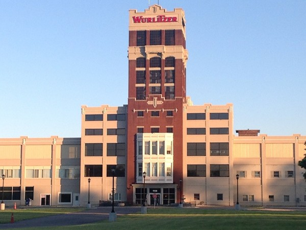 Remember the Wurlitzer piano or organ? The former manufacturing plant in North Tonawanda