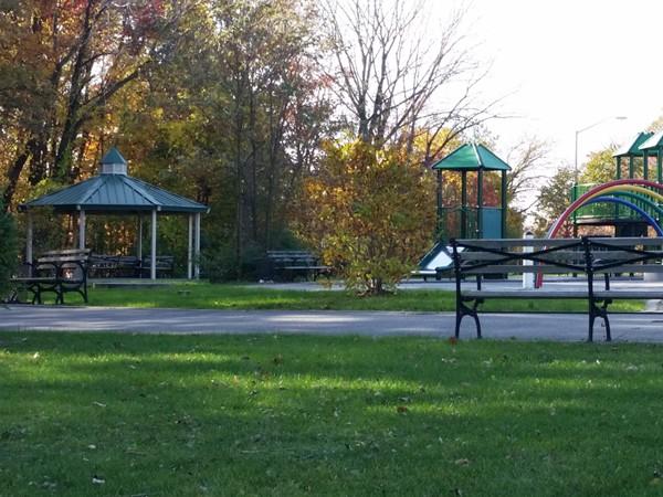 Woodhull Park in Huguenot