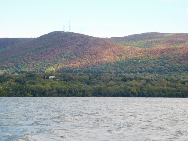 Views for fall at Newburgh Hudson River