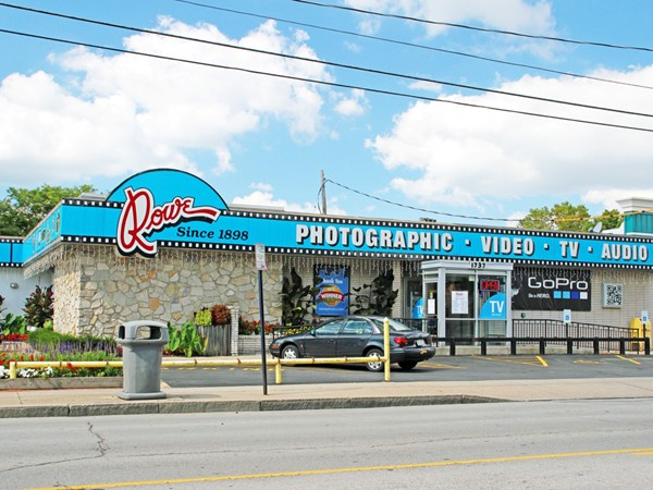 Your one stop shop for camera, new sound equipment, or that new flat screen TV