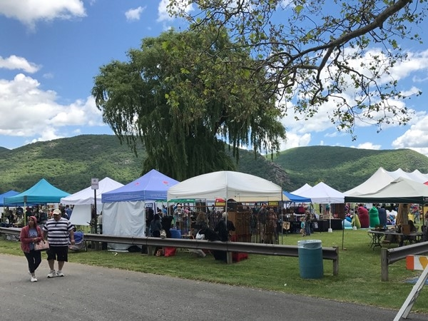 Cornwall-on-Hudson celebrated its 20th annual RiverFest:  entertainment for all, craft & food fair