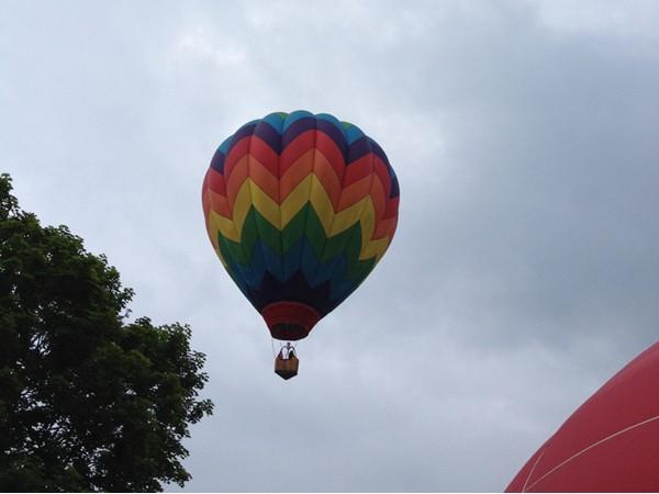 Balloon Fest!