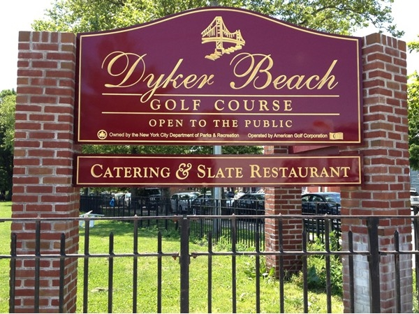 Our wonderful 217 acre Dyker Beach golf course, originally opened in the late 1890's