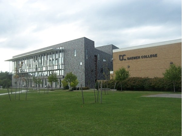 Daemen College in the heart of Snyder