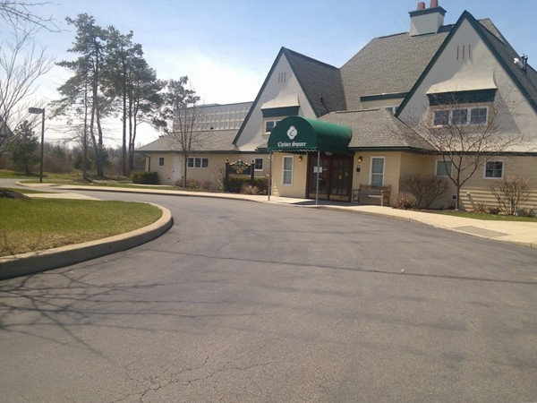 Canterbury Woods Clubhouse - senior living