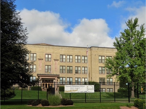 Nazareth Academy on Lake Avenue in Rochester
