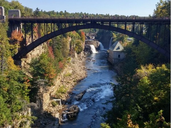 Ausable Chasm, spectacular beauty surrounds us everywhere in the North Country