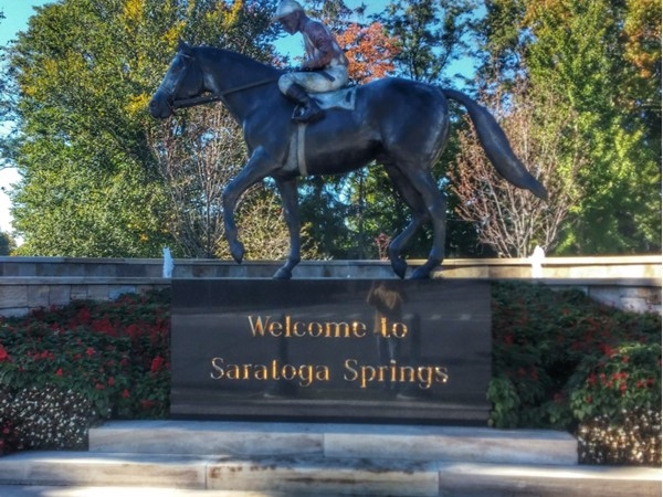 Welcome to Saratoga Springs NY