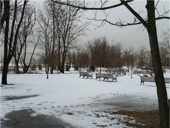 Park at New Dorp Beach