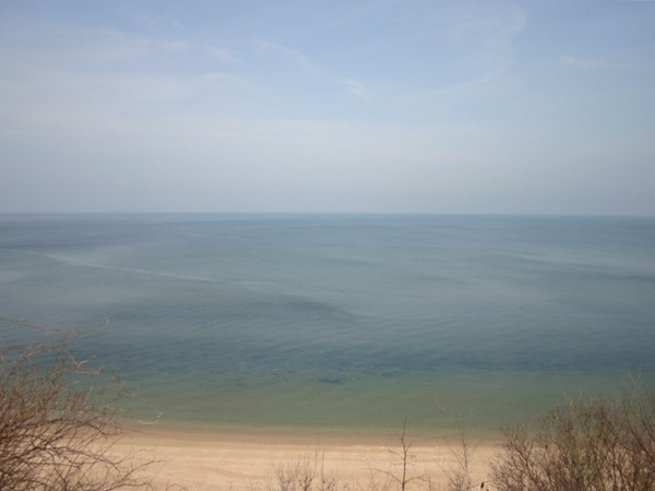 Long Island Sound from Calahans Beach