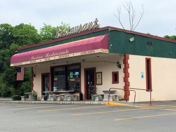 Marina's Restaurant- A family run place that will make you feel right at home!