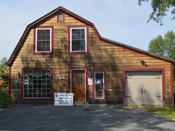 One of many local wineries in our area.  This winery also features awesome summer concerts