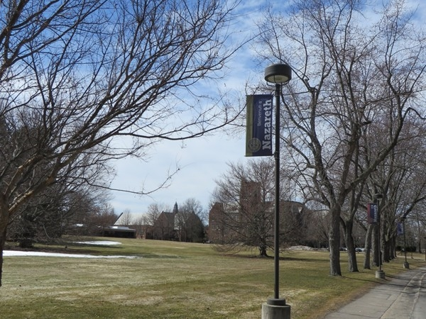 Nazareth College founded in 1924 as an all-women school graduated 25 women its first year
