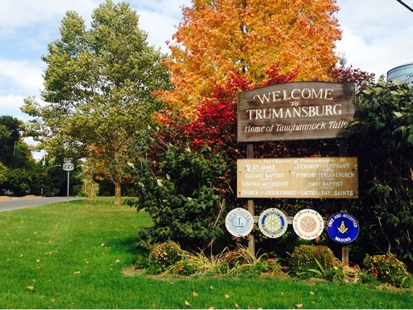 Welcome to Trumansburg NY