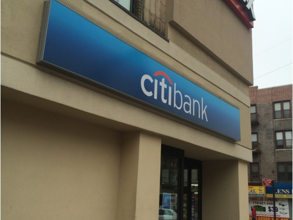 Do your banking at Citibank