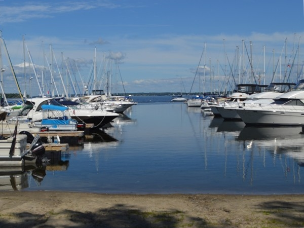 Stunning water fronts can be found throughout our local area