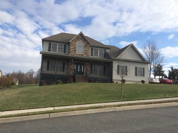 Luxury homes in Monroe off of Reynolds Road