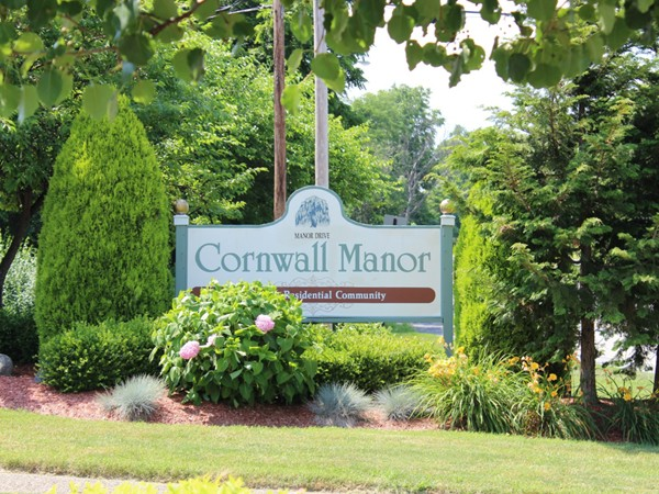 Welcome to Cornwall Manor