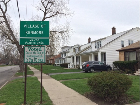 Welcome to Kenmore, one of the top 10 neighborhoods in the US