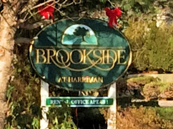 Welcome to Brookside at Harriman