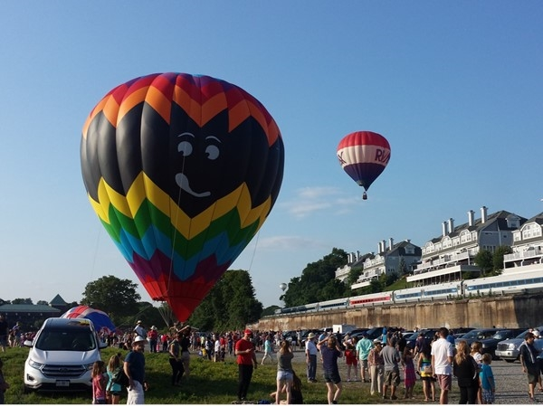 Dutchess County Hot Air Balloon Festival
