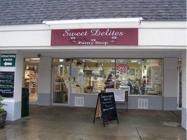 Sweet Delites old fashion bakery