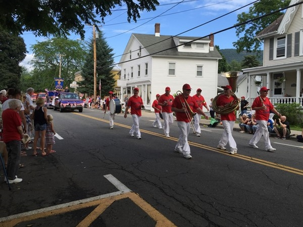 Independence Day Parade 2015 - Hudson Street